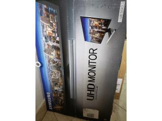 Monitor Samsung 4k, Puerto Rico