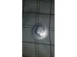 Vendo monedas antiguas de 1968, Puerto Rico