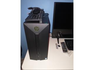 HP Pavilion Power 580-023w i5 GTX 1060 8GB 1TB, Puerto Rico