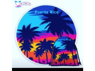 Toalla de Playa de P.R., Puerto Rico