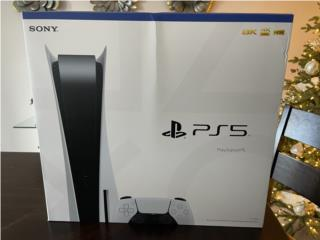 Sony Playstation 5 PS5, Puerto Rico