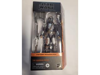 star wars black series mandalorian 6, Puerto Rico