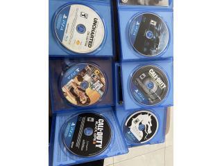 PS4 Games, Puerto Rico