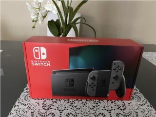 Nintendo Switch NUEVO!!!, Puerto Rico