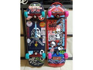 Dos Skateboard Powell Peralta (patinetas), Puerto Rico