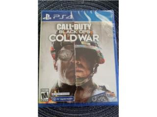 Call of Duty Black Ops Cold War, Puerto Rico