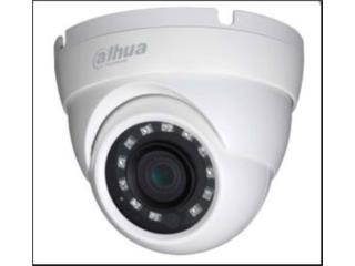 Instalación de 4 cámaras de seguridad 1080p 4MP HD, Puerto Rico
