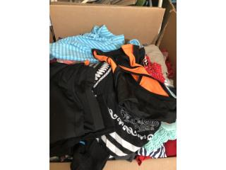 Caja de ropa usada, Puerto Rico
