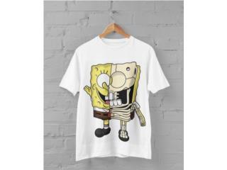 Sponge T-Shirt, Puerto Rico