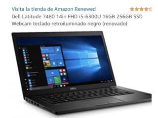 DELL i5 SSD 256 windows 10 SIM DE CELU, Puerto Rico