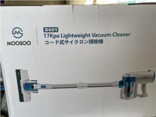Se vende Vacuum Cleaner Moosoo $80 , Puerto Rico