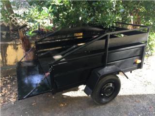Carreton 6x4 de fabrica , Puerto Rico