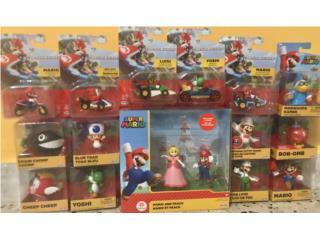 Mario, Luigi y toda la ganga., Puerto Rico