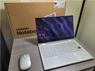 Samsung Galaxy Book Flex Alpha QLED 2 in 1, Puerto Rico
