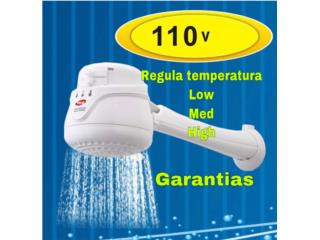 Calentadores de duchas, Puerto Rico