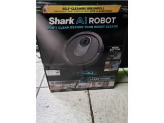 Robot aspiradora Shark AI wifi. NUEVO, Puerto Rico