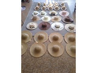 30 sombreros nuevos, Puerto Rico