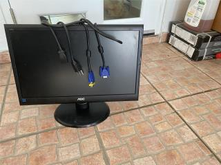 """Monitor para cámaras de seguridad.13""""$120, Puerto Rico"""