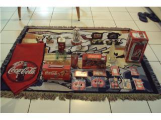 Coca Cola Artículos, Puerto Rico