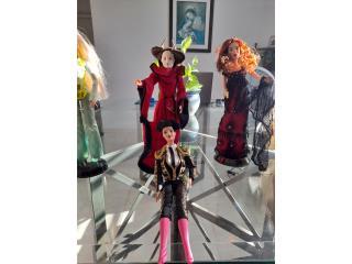 Muñecas de colección Babies años 1990 al 2000, Puerto Rico