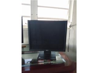 Monitor y teclado, Puerto Rico