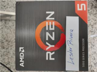 AMD Ryzen 5600x, Puerto Rico