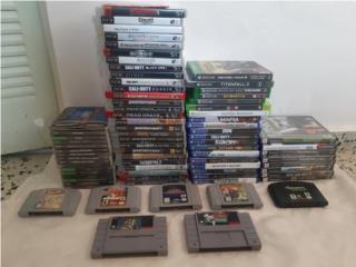 Coleccion de videojuegos, Puerto Rico