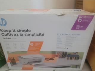 Hp printer deskjet 2755e nuevo en caja, Puerto Rico