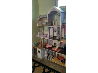 Casa de Barbie, Puerto Rico