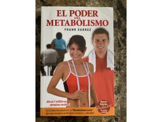 Libro El Poder del Metabolismo, Puerto Rico