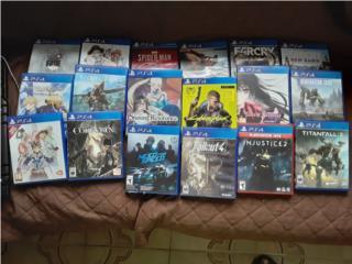 Playstatione 4 games, Puerto Rico