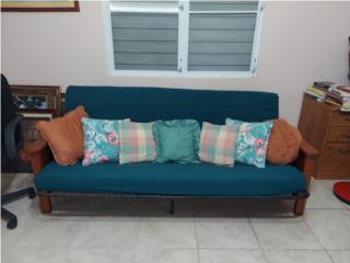 futon tamaño full usado una vez con cover nue, Puerto Rico