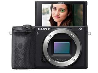 Camara Sony A6600 NUEVA! La Mejor para Video, Puerto Rico