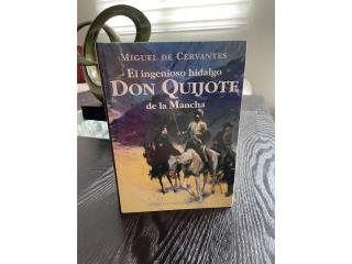 Don Quijotes de la Mancha, Puerto Rico