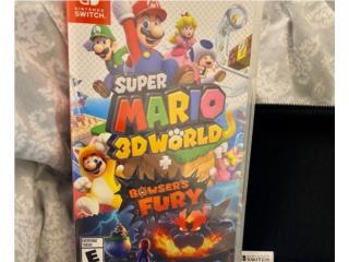 Super Mario 3D World + Bowser's Fury, Puerto Rico
