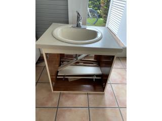 Mueble de baño -usado en buenas condiciones , Puerto Rico