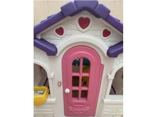 Step2 SweetHeart PlayHouse solo $200, Puerto Rico