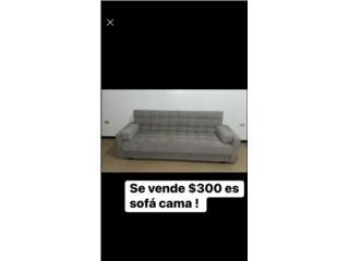 Se vende sofá cama como nuevo , Puerto Rico