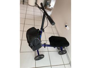 Knee stroller, silla de ruedas para arrodilla, Puerto Rico