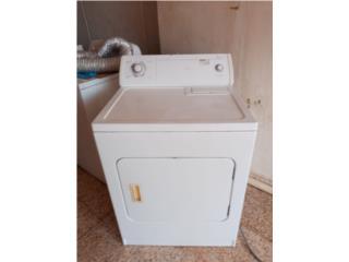 Secadora eléctrica whirpool 220 $150, Puerto Rico