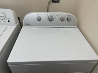 Set de lavadora y secadora whirlpool.  , Puerto Rico