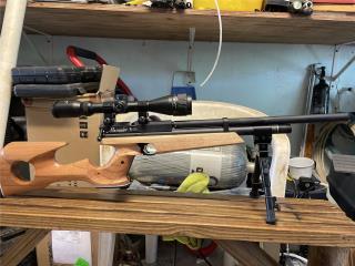 Pistola marauder , Puerto Rico