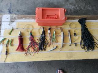 Jigs para pesca, Puerto Rico