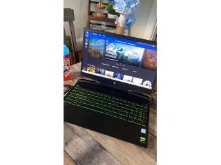 """Laptop gaming 15"""" hp, Puerto Rico"""