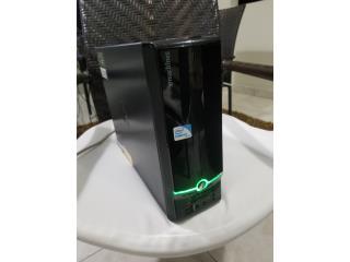 Computadora Desktop Emachines , Puerto Rico