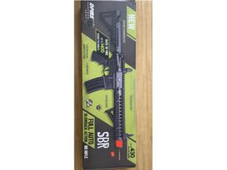 Crosman sbr co2 rifle steel bbs  $200.00 , Puerto Rico