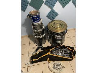 Batería Acústica, Puerto Rico