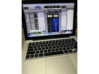 MacBook Pro i7 protools10(waves,Autotone,fabf, Puerto Rico