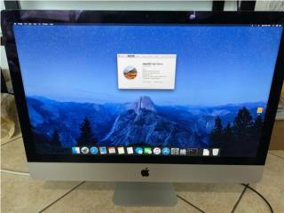 iMac 27 32 ram Logic,finalcut,fl20,photoshop , Puerto Rico