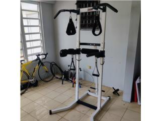 Fitness Equipment, Puerto Rico